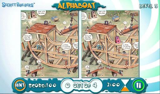 Alphaboat Hidden Diff FREE