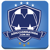 CF Monterrey Adiccionrayada