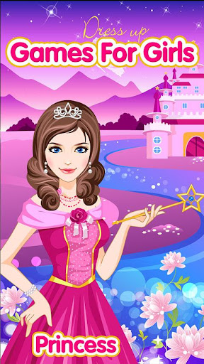 趣味公主时尚装扮——女孩专属游戏公司出品的免费游戏