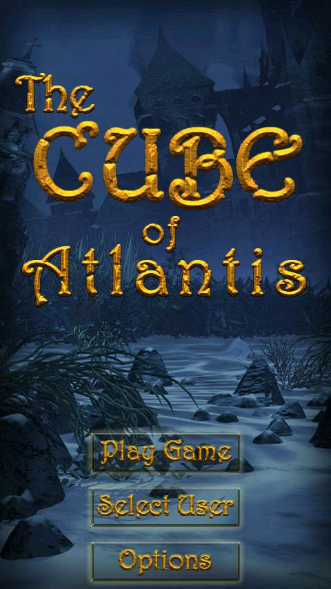 Cube of Atlantis (Free)- screenshot