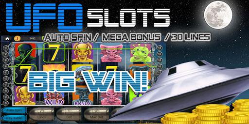 UFO Slots - Free Casino