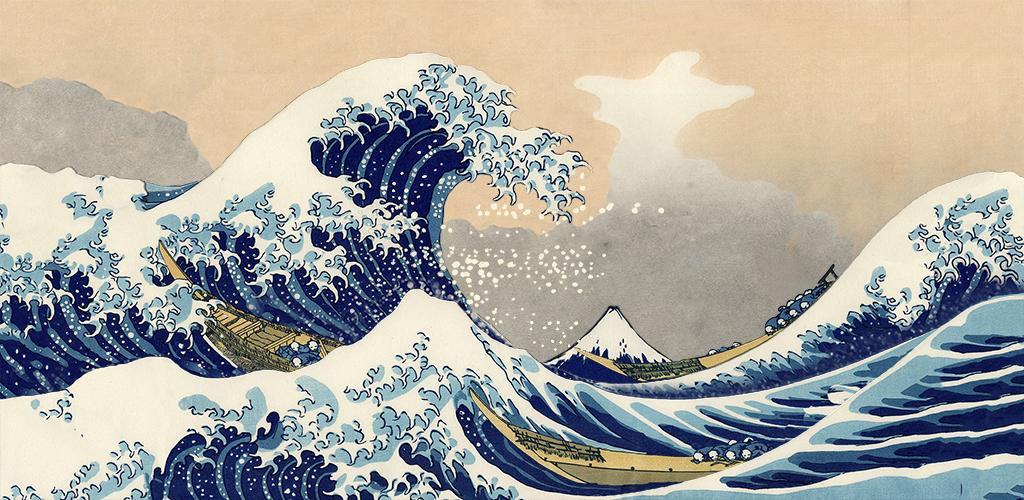 Descargar Gran Ola De Kanagawa Lwp Apk La última Versión De La
