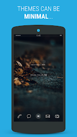 Themer: Launcher, HD Wallpaper Screenshot 4