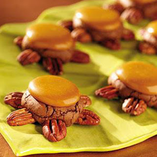Grandma's Turtle Cookies