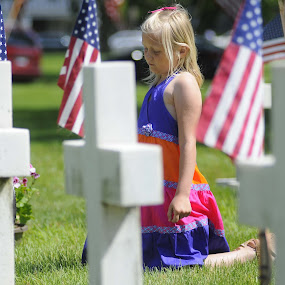 Thank You, We miss you! by Martin Wheeler - News & Events US Events ( memorialday, memorial, remembering, usa, military )