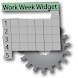 Work Week Widget
