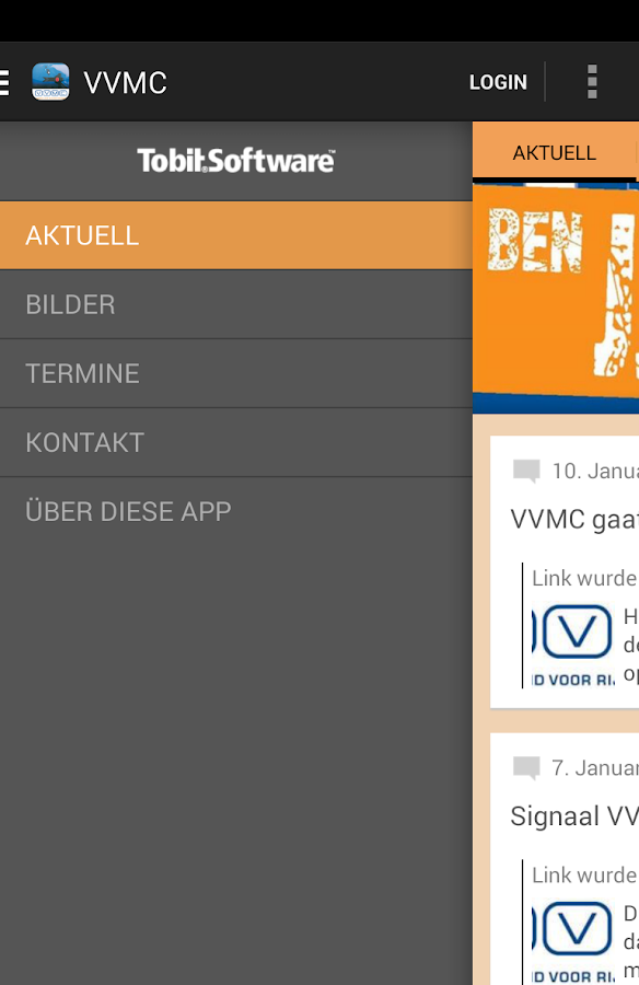 VVMC - screenshot