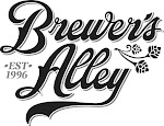 Logo for Brewers Alley Restaurant and Brewery