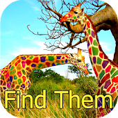 Photo Hunt Animal Game