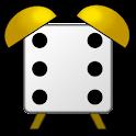 AlarmRoller – Random Reminders logo