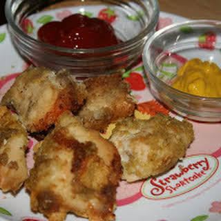 CrockPot Chicken Nuggets.