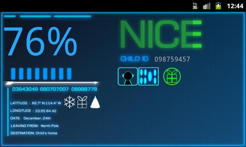 Elf Scan-O-Meter Naughty Nice- screenshot