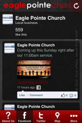 Eagle Pointe- screenshot