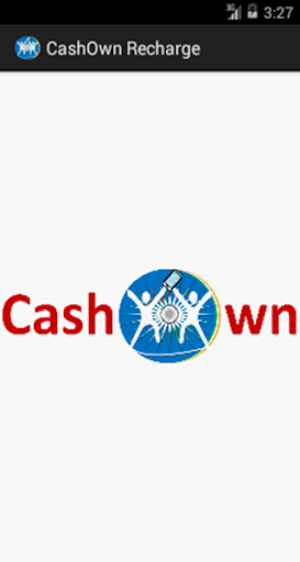Cash Own Recharge