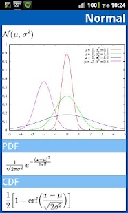 Statistical Distribution - screenshot thumbnail