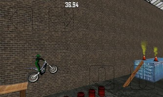 Screenshot of GnarBike Trials Pro