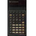 TI-58C/59 Calculator Emulator logo