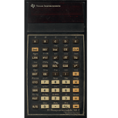 TI-58C/59 Calculator Emulator