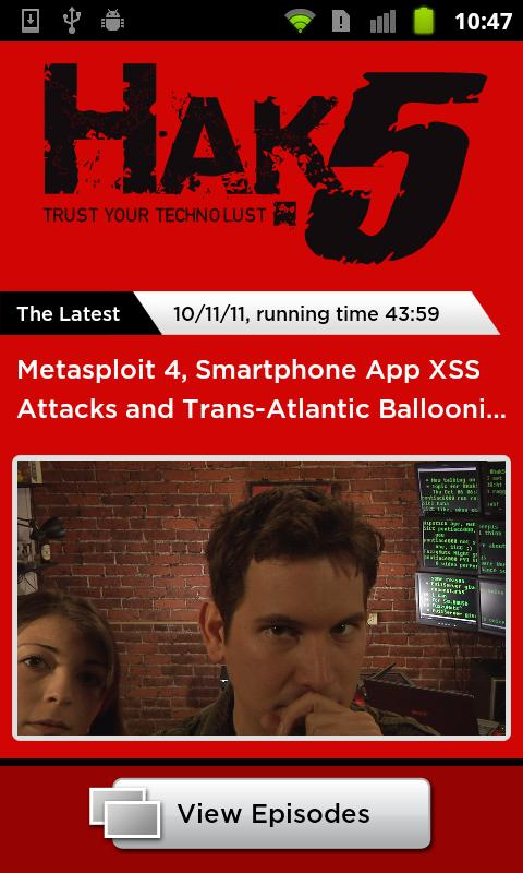 Hak5 - screenshot