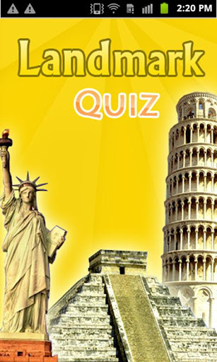 Landmark Quiz