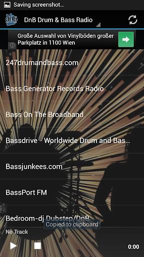 DnB Drum Bass Radio Stations