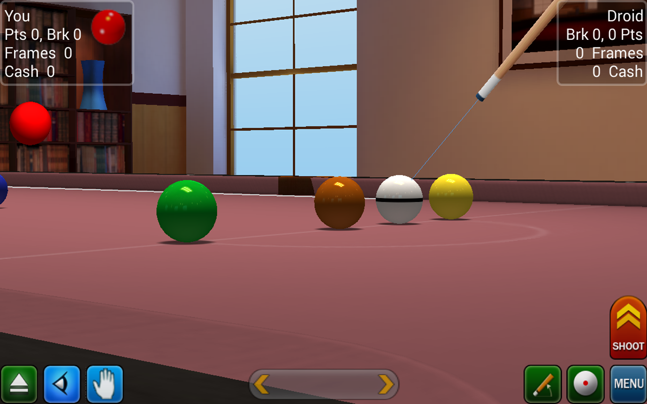 Pool Break Lite 3D - screenshot