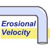 Erosional Velocity Calculator