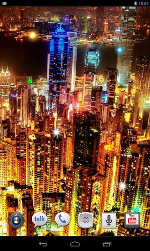 City Lights Magic LWP