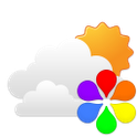 GO Weather Widget Skin M9 icon