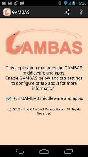 GAMBAS Middleware