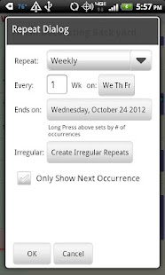 Pimlical Advanced Calendar/PIM - screenshot thumbnail