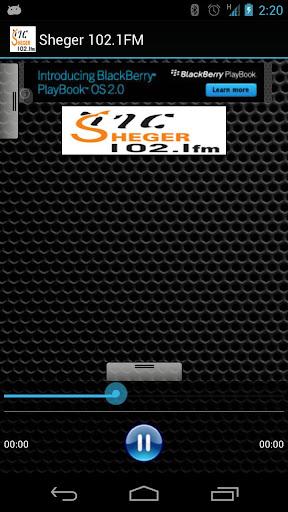 Sheger 102.1FM