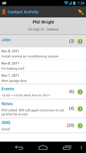Contractor: Project Management- screenshot thumbnail