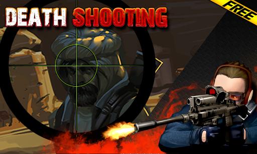 狙擊手:死亡射擊