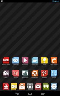 Colourant (apex nova icons) - screenshot thumbnail