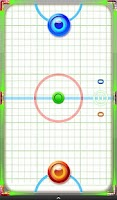 Screenshot of AE Air Hockey