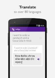Indigo Virtual Assistant Screenshot 7