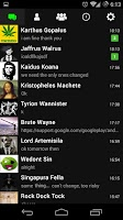 Screenshot of Razer Comms - Gaming Messenger
