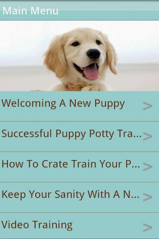 Puppy Trainer 3.0