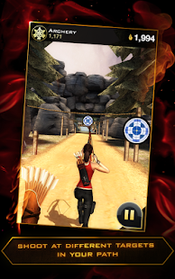 Hunger Games: Panem Run- screenshot thumbnail