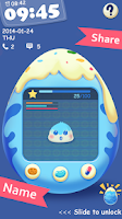Screenshot of Pet Egg GO Locker Theme