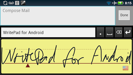WritePad- screenshot thumbnail