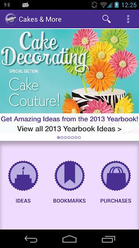 Wilton Cake Ideas More