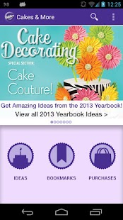 Wilton Cake Ideas & More - screenshot thumbnail