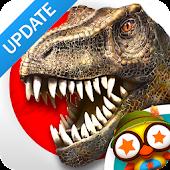 공룡아일랜드 - 어린이 유아 공룡백과 학습 교재와 버디