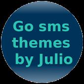 Vivid Flash Go sms pro theme