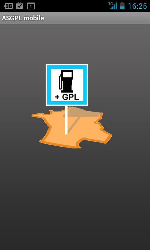 Annuaire des Stations GPL- screenshot