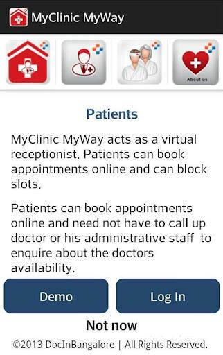 【免費醫療App】MyClinic MyWay-APP點子
