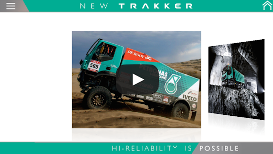 IVECO NEW TRAKKER phones- screenshot thumbnail