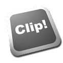 Clip! Password Manager logo